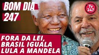 Baixar Bom dia 247 (21/8/18) – Brasil desafia a ONU e se iguala à África do Sul do apartheid