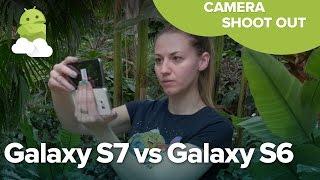 Samsung Galaxy S7 vs Samsung Galaxy S6 Camera Comparison