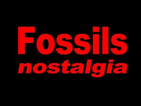 Fossils Nostalgia | Videos made between...