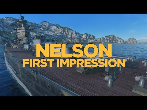 Nelson First Impression