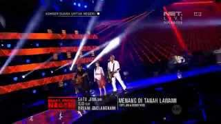 NETKonserSurabaya Iwan Fals ft Superman Is Dead - Sunset di Tanah Anarki Full HD
