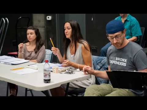Playwright Meghan Kennedy honored with Young Alumna Award