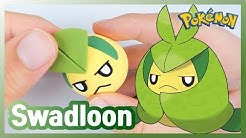 Pokemon Clayart : Swadloon