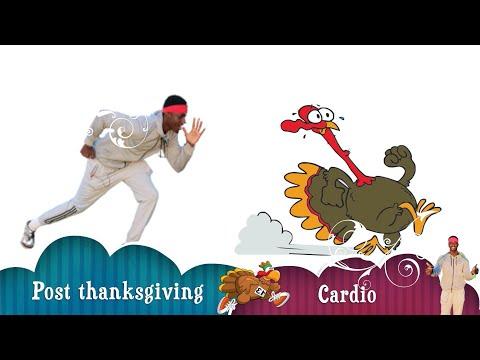 Fun Post thanksgiving cardio workout | no running cardio | PE at home