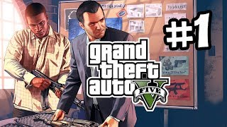 Grand Theft Auto 5 Gameplay Walkthrough Part 1 - INTRO