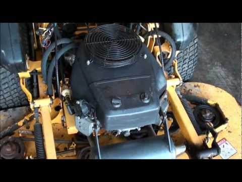 Kawasaki 19hp To A 23hp YouTube