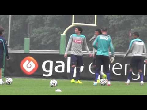 Mundial2014: Decisão sobre Ronaldo será tomada após o treino - Paulo Bento
