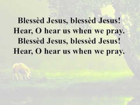 """Savior, Like a Shepherd Lead Us"" (as sung by the Joslin Grove Choral Society"""