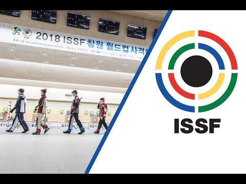 10m Air Rifle Mixed Team Final - 2018 ISSF World Cup Stage 2 in Changwon (KOR)