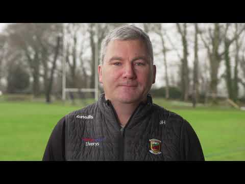 James Horan, Mayo Manager asks you to #HoldFirm this weekend