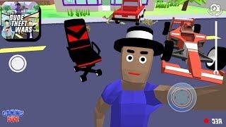 Dude Theft Wars: Open World Sandbox Simulator BETA - Special Episode   Android Gameplay HD