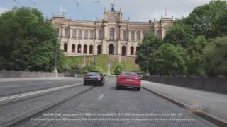 Audi Driver Assistance Systems Episode 1
