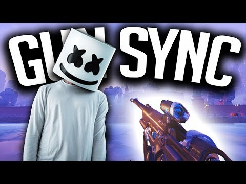 Multi-Game Gun Sync - Marshmello ft. Khalid - Silence