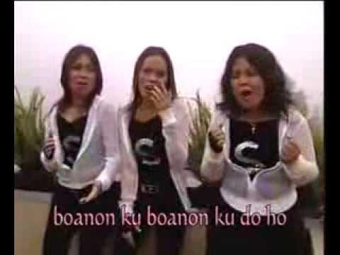 BOANONKU DO HO - SIMBOLON SISTERS