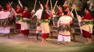 Polynesian Cultural Center 50th Silver Show Part 1