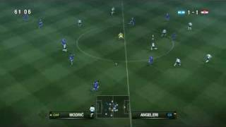 PES 2010 PC FULL gameplay (Pro difficulty)