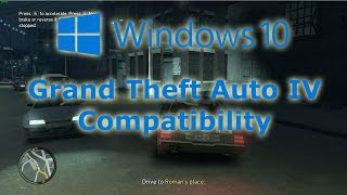 Windows 10 Compatibility - Grand Theft Auto IV with NVIDIA Optimus