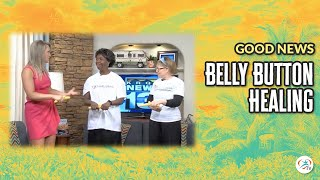 Belly Button Healing on KASA FOX News | Body & Brain Good News