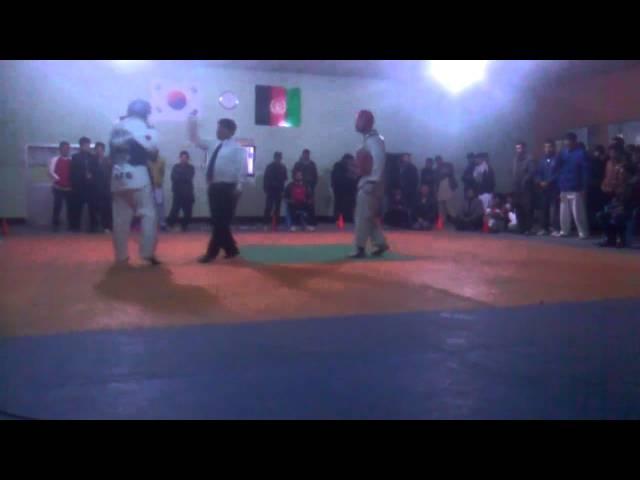 Semi Knockout Kick or Knockout