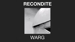 Download Recondite - Warg [HFT46] MP3 song and Music Video