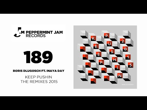 Boris Dlugosch - Keep Pushin' 2015 [Boris 2015 Mix]