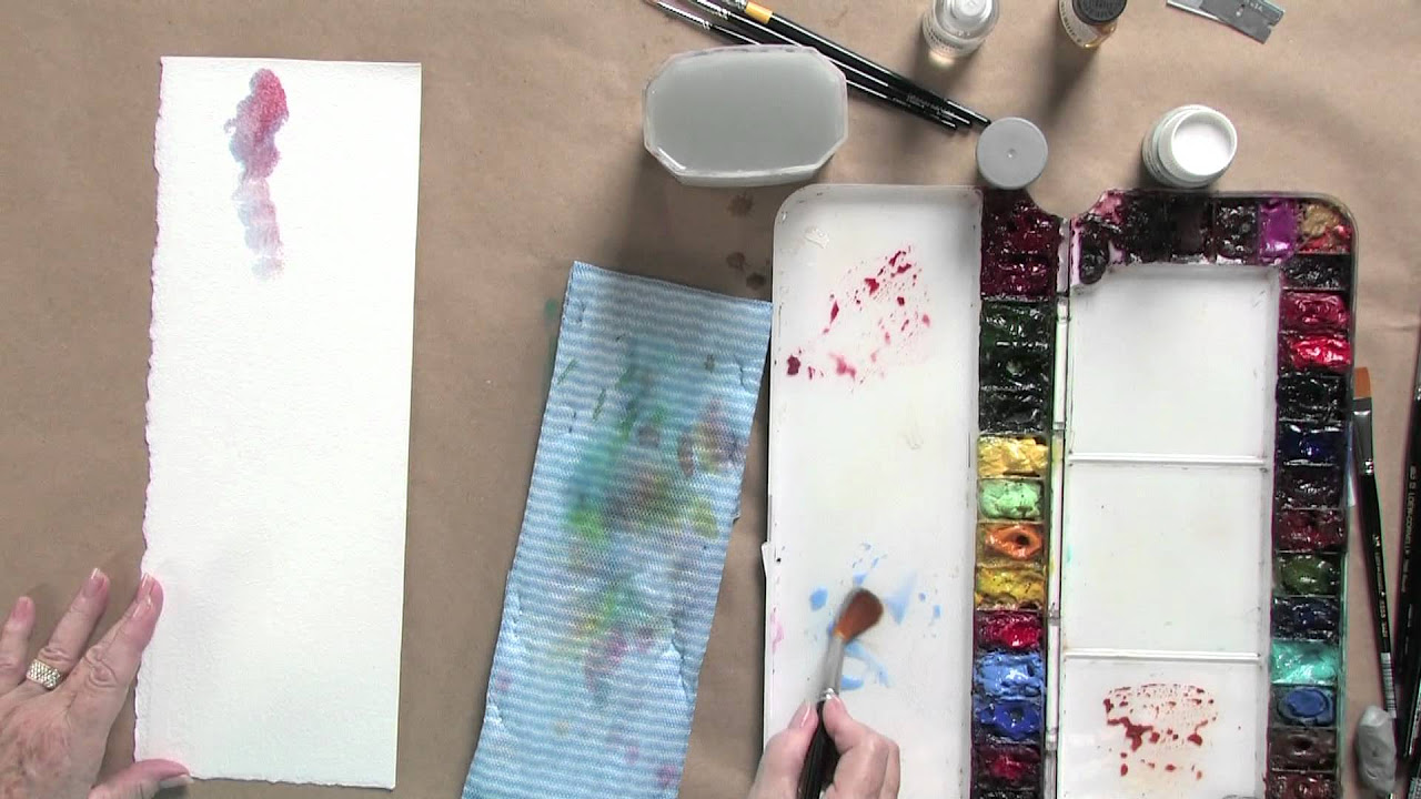 Renew watercolor artist magazine - Renew Watercolor Artist Magazine 51