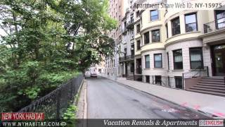Video Tour of 2-Bedroom Apartment Share in Upper West Side, Manhattan