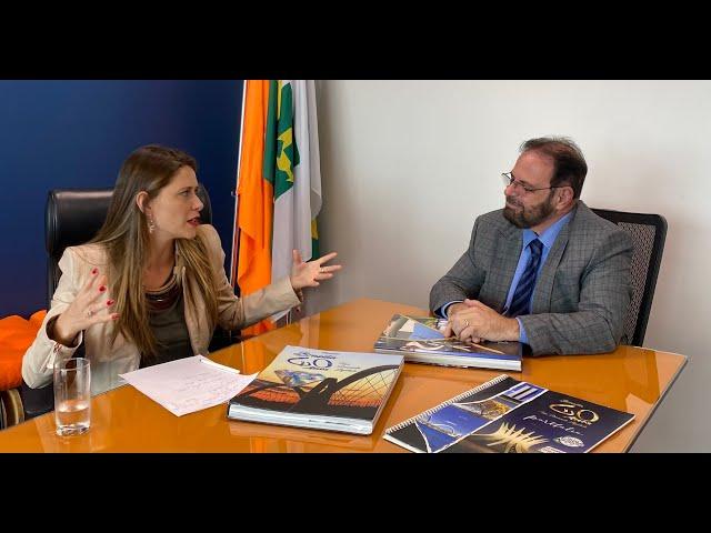 Entrevista com a Deputada Distrital Júlia Lucy