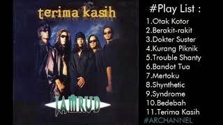 TERIMA KASIH (1998) - Full Album Jamrud