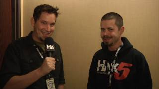 Hak5 - Raphael Mudge of the Armitage Project at Derbycon 2011 - 10.10x1