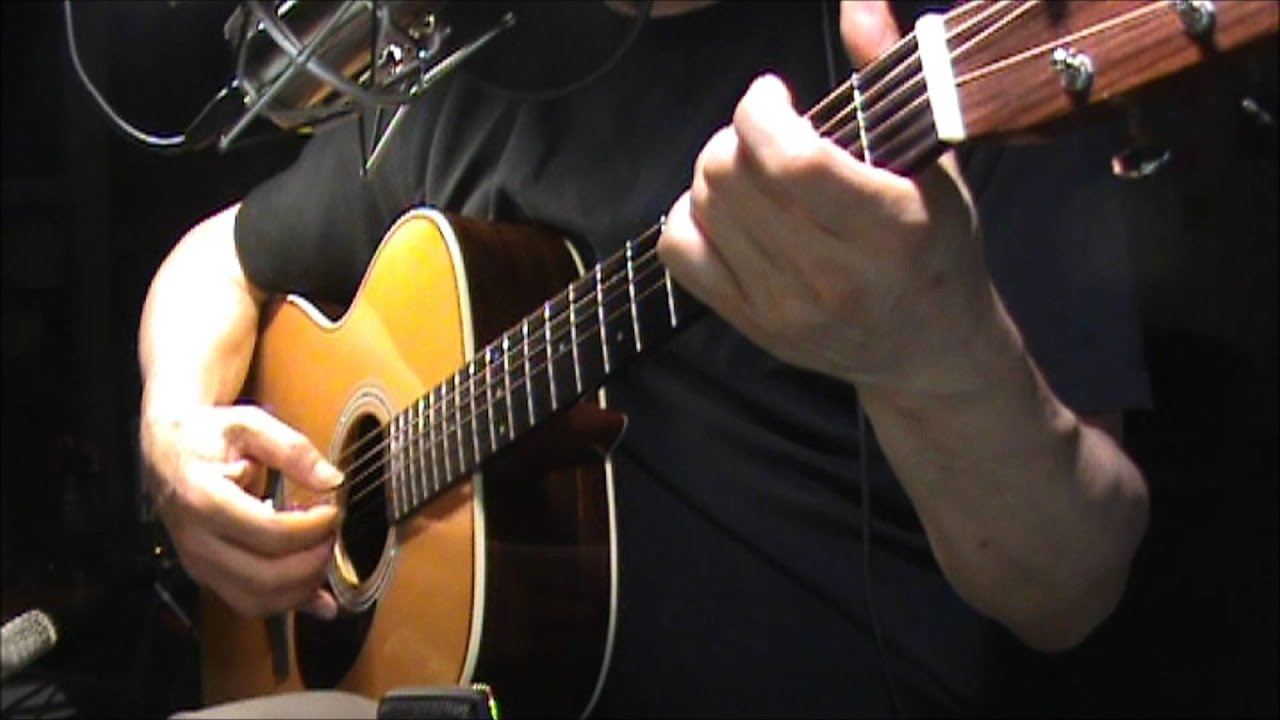 The Way You Look Tonight Sinatra Chords Fingerstyle Cover Youtube