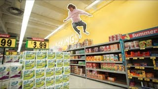 TRY NOT TO LAUGH | DANNY DUNCAN GROCERY SHOPPING EDITION!!!