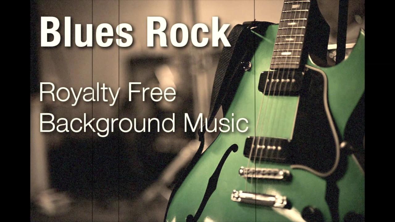 Blues Rock - Royalty Free Background Music Instrumental