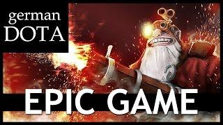 Dota 2 Sniper - EPIC GAME - Let's Play Dota 2 Gameplay German / Deutsch