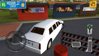 Roundabout 2: A Real City Driving Parking Sim | New Limo |Android/ios Gameplay