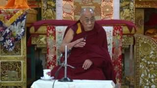 Верующим и атеистам. Буддизм. Далай Лама о Боге (с 40-й минуты).