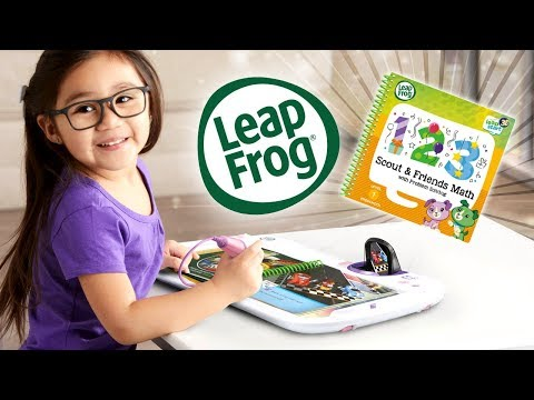 THE LEAPSTART 3D LEARNING SYSTEM! | A Toy Insider Play By Play