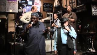 Big Ray & Sammy Fender - Papa Was A Rollin' Stone