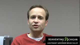 Michigan Lieutenant Governor Brian Calley Speaks on Right to Work