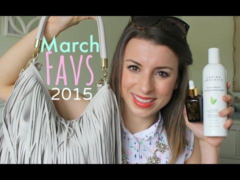 March Favourites 2015 | Food, Fashion & Skincare