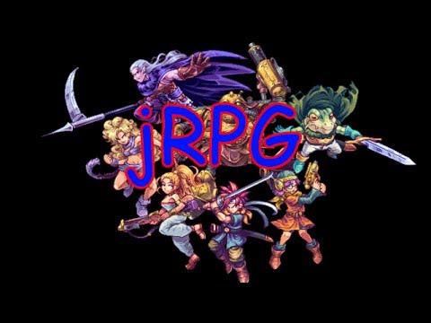 Знакомство с JRPG