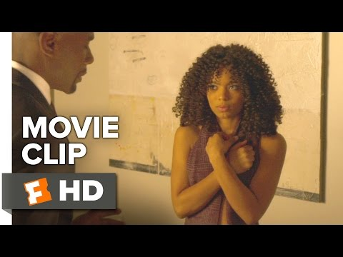 When the Bough Breaks Movie CLIP - Surprise (2016) - Morris Chestnut Movie
