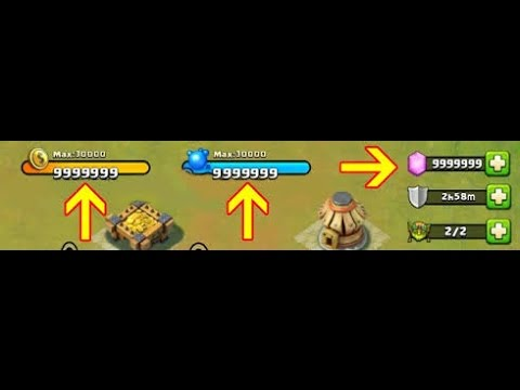 Castle Clash Hack 2018!!! NO ROOT