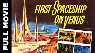 First Spaceship On Venus (1960) |  Sci Fi Full Movie | Gunther Simon, Yoko Tani