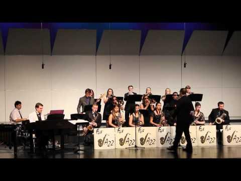 "Fraser High School Jazz Band performs, ""Soul Man"""