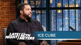Ice Cube: Inventor of Bye, Felicia and It s on Like Donkey Kong - Late Night with Seth Meyers