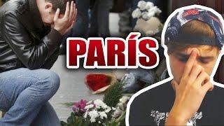 ATENTADO EN PARÍS, la reacción de gentuza y los TERRORISTAS yihadistas islámicos