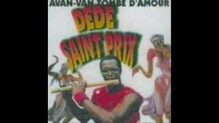 Dede Saint Prix - Avan-Van Tombe D'Amour - 'Sa Ki Tan'n' Martinique