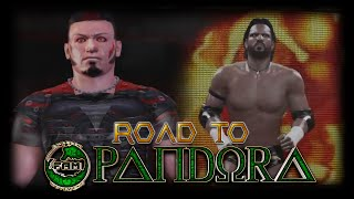 FaM: Road to Pandora - RANIK vs GuNNz (WWE 2K16)