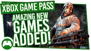 Xbox Game Pass Update: 7 Awesome New Games You Must Play!